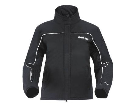 Куртка Can-Am, Куртка Can-Am Riding Jacket Black, 2862010690